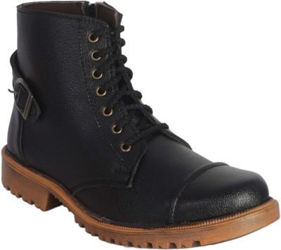 Evlon long ankle Boots