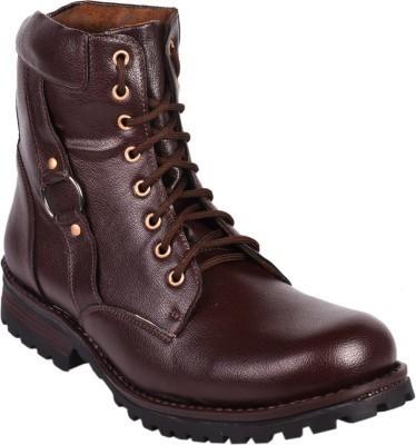 Evlon High Long Boots