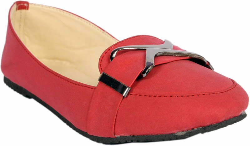 Studio 9 Z Loafers(Red)