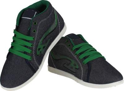 Vivaan Footwear Grey-125 Sneakers