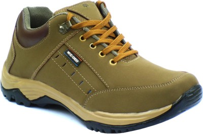 Reveller Brown Tripes Shoe Outdoor Shoes