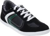 Yuuki Arrow Casual Shoes (Black)
