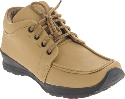 Marshal Leather Stone Boots Casual Shoes
