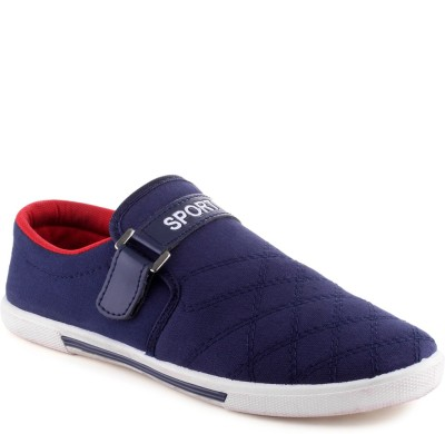 Comfort M-1 Blue Casual Shoes