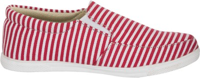 Advin England Red Strips Casuals