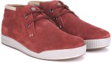 Woodland Sneakers (Red)