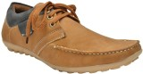 John Karsun Smart Casual shoe (Tan)