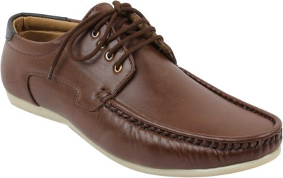 Gato Chocolate Brown Casual Shoes Casuals