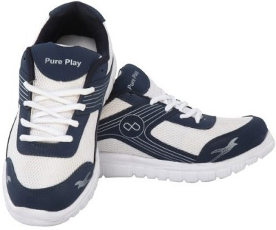 Pure Play Ppgss006BlueWhite Walking Shoes