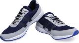 Andrew Scott Blue-White Running Shoes (B...