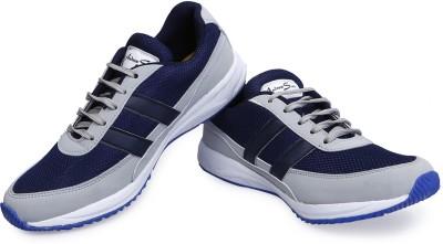 Andrew Scott Blue-White Running Shoes