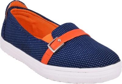 Advin England Blue Orange Casuals
