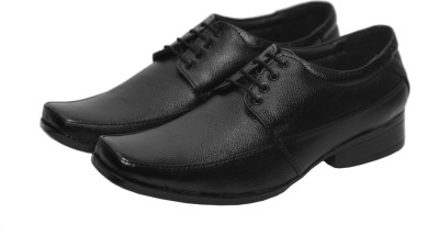 Letjio Soules Genuine Leather Lace Up Shoes