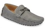 Marco Tonino Smart Loafers (Grey)
