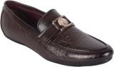 1AAROW Loafers (Brown)