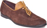 Candey Shoes Loafers (Brown)