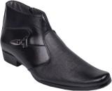 Aadi Slip On Shoes (Black)