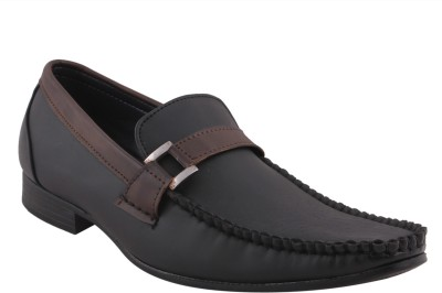 Maly M-20-BLACK Loafers