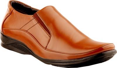 Zebra London Slip On Shoes