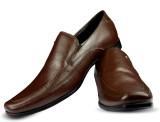 Blue Harpers Smart Brown Slip On Shoes (...