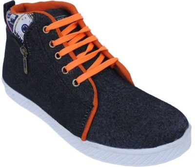 Johny Canvas Shoes, Boots, Casuals, Party Wear