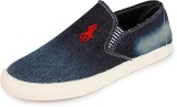 Shooz Loafers (Blue)