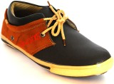 BLK LEATHER Casuals shoe (Tan)