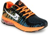 Air Lifestyle black Running Shoes (Multi...