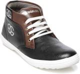 Goalgo Goalgo Black Stylish Casual Shoes...