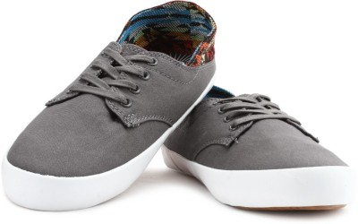 Levi's Men Sneakers(Grey, Multicolor)