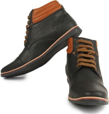 Urban Woods 831-6022-Black Boots