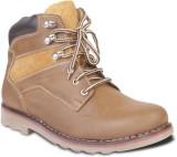 Ten Simple And Elegant Boots (Tan)