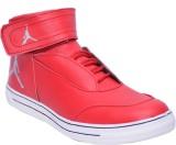 Skoene Boots (Red)