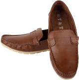 Bachkana Loafers (Brown)