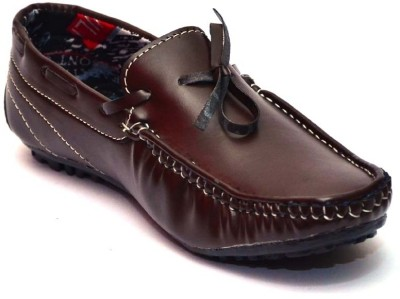 Vogue Guys Active Brown Boat Shoes