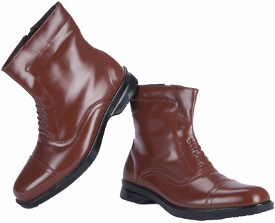 Alden Shoes Police Uniform Boots