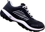 Bindas Champs Running Shoes (Black)