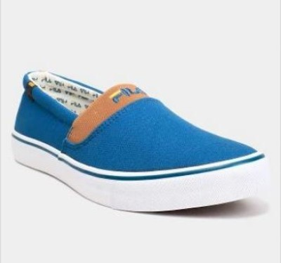 99a27a788c1 Fila Canvas Shoes Blue available at Flipkart for Rs.1205