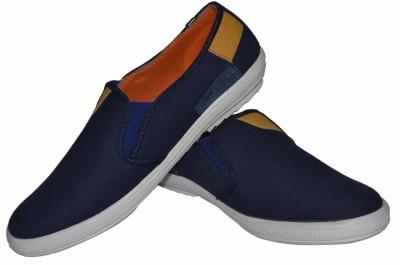 Human Steps Lazy Canvas Shoes