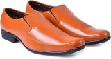 Andrew Scott Men's Tan Formal Slip On (T...