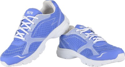 Selfie Seven Mesh Design Running Shoes