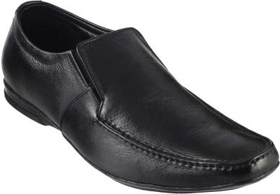 Metro Classic Slip On Shoes(Black)