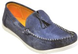 Adjoin Steps LFR-02 Loafers (Blue)