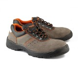 Wild Bull Safety Shoes Casuals (Grey, Or...