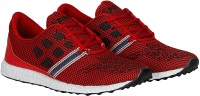 Kraasa Sports Running Shoes, Walking Shoes, Cricket Shoes, Cycling Shoes(Red) best price on Flipkart @ Rs. 499