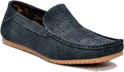 RVR Agr 5038 Gry Loafers