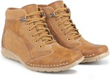 Footista Ultima Boots (Tan)
