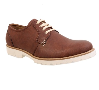 Buywell Skullbrown Casual Shoes