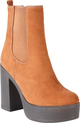 Truffle Collection Boots(Brown)