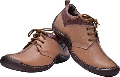 John Karsun Real Leather Casual Shoes